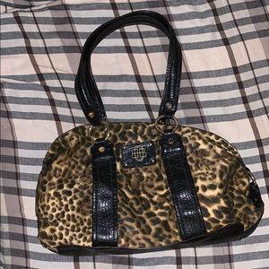 Dana Buchman Cheetah purse